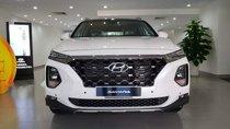 Bán ô tô Hyundai Santa Fe đời 2019, màu trắng