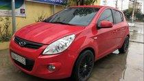 Cần bán lại xe Hyundai i20 đời 2009, màu đỏ, nhập khẩu nguyên chiếc giá cạnh tranh