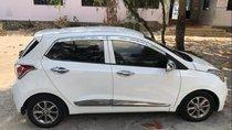 Bán ô tô Hyundai Grand i10 đời 2015, màu trắng, nhập khẩu nguyên chiếc, giá cạnh tranh