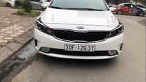 Bán xe Kia Cerato đời 2018, màu trắng, nhập khẩu