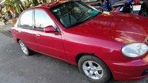 Cần bán gấp Daewoo Lanos năm sản xuất 2002, màu đỏ, xe nhập giá cạnh tranh