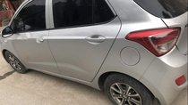 Bán xe Hyundai Grand i10 đời 2014, màu bạc, nhập khẩu