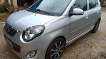 Bán xe Kia Morning năm sản xuất 2012, màu bạc