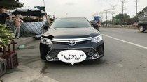 Bán Toyota Camry đời 2016, màu đen