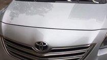 Bán xe Toyota Vios 1.5E 2012, màu bạc