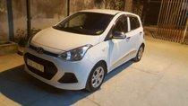 Cần bán lại xe Hyundai Grand i10 2015, màu trắng, nhập khẩu nguyên chiếc