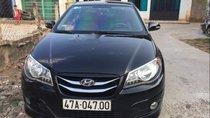 Cần bán lại xe Hyundai Avante sản xuất 2013, màu đen xe gia đình