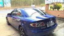 Bán xe Mazda 6 đời 2003, màu xanh lam