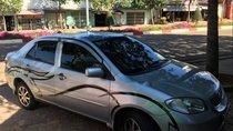 Bán xe Toyota Vios sản xuất 2005, màu bạc, nhập khẩu