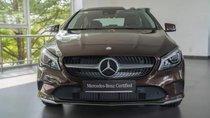 Cần bán Mercedes CLA200 năm 2017, màu nâu, xe nhập