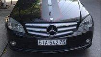 Cần bán Mercedes C300 AMG năm 2010, màu đen