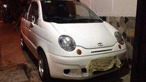 Gia đình bán xe Daewoo Matiz SE năm 2006, màu trắng, xe nhập