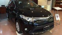 Bán ô tô Toyota Vios sản xuất năm 2017, màu đen, giá 500tr
