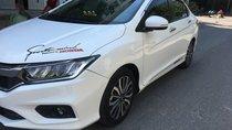 Bán ô tô Honda City 15V top đời 2017, màu trắng