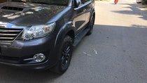 Bán Toyota Fortuner G năm 2016, màu xám ghi