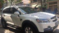 Bán gấp Chevrolet Captiva LT Max 2010 số sàn, màu trắng cực thể thao