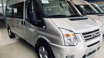 Tặng: BHVC, Hộp đen, bọc trần, lót sàn xe - Khi mua xe Ford Transit MID, SVP, Luxury và Limousine 2019, LH: 093.543.7595