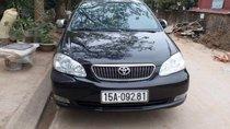 Cần bán xe Toyota Corolla Altis đời 2007, màu đen xe gia đình, giá chỉ 300 triệu