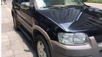 Bán Ford Escape XLT AT 3.0 năm 2004, màu đen như mới