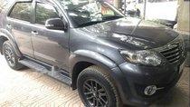 Cần bán lại xe Toyota Fortuner sản xuất năm 2015, màu xám, giá chỉ 750 triệu