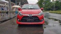 Bán ô tô Toyota Wigo đời 2019, màu đỏ, xe nhập