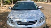 Bán Toyota Corolla đời 2010, màu bạc, xe nhập xe gia đình