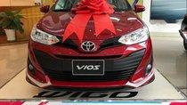 Bán ô tô Toyota Vios sản xuất 2019, màu đỏ