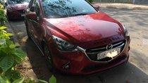 Bán Mazda 2 AT đời 2016, xe màu đỏ