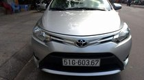 Bán Toyota Vios 2018, màu bạc, 520 triệu
