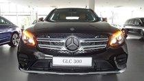 Bán ô tô Mercedes GLC300 4Matic năm 2018, màu đen, xe nhập