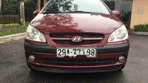 Bán xe Hyundai Click sản xuất 2008, màu đỏ, nhập khẩu nguyên chiếc số tự động, giá chỉ 240 triệu