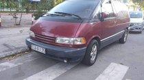 Bán ô tô Toyota Previa đời 1990, màu đỏ chính chủ