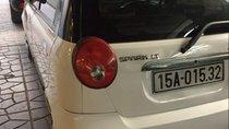 Bán xe Chevrolet Spark đời 2011, màu trắng, nhập khẩu, giá 123tr