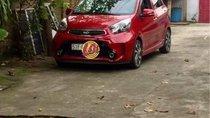 Bán xe Kia Morning Si MT 1.25 năm 2016, màu đỏ, nhập khẩu, 290 triệu