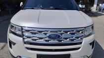 Bán xe Ford Explorer 2018, màu trắng, nhập khẩu