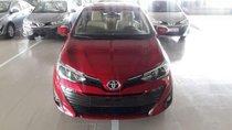 Bán ô tô Toyota Vios 1.5G năm sản xuất 2019, màu đỏ