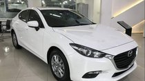 Cần bán xe Mazda 3 1.5 AT năm sản xuất 2018, màu trắng, giá chỉ 659 triệu