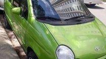 Bán Daewoo Matiz SE đời 2007, màu xanh lục, xe nhập