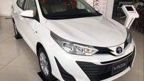 Bán xe Toyota Vios đời 2019, màu trắng, xe nhập