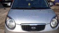 Bán Kia Morning sản xuất năm 2010, màu bạc xe gia đình, giá tốt