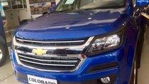 Cần bán xe Chevrolet Colorado 4x2 AT năm sản xuất 2019, màu xanh lam, nhập khẩu
