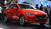 Bán xe Mazda 2 2018, màu đỏ, nhập khẩu