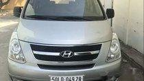 Bán Hyundai Starex đời 2014, màu bạc, nhập khẩu số sàn, 655 triệu