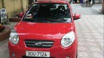 Bán Kia Morning đời 2009, màu đỏ, nhập khẩu