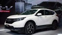 Bán ô tô Honda CR V đời 2019, màu trắng, nhập khẩu Thái Lan