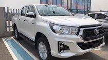 Bán ô tô Toyota Hilux năm 2019, màu trắng, nhập khẩu nguyên chiếc, giá tốt