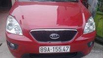 Bán xe Kia Carens 2.0 2016, màu đỏ, chính chủ, giá 385tr