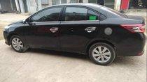 Bán xe Toyota Vios sản xuất 2016, màu đen