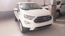 Bán xe Ford EcoSport năm sản xuất 2019, màu trắng, giá tốt