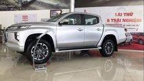 Bán Mitsubishi Triton sản xuất năm 2018, màu bạc, xe nhập, giá tốt